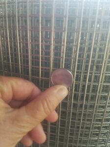 18 Inch X 24 Inch 1 2 X 1 2 16 Gage 16g 304 Stainless Steel Ss Wire Mesh Usa Ebay