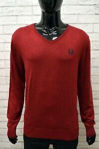 Maglione-Uomo-GIANMARCO-VENTURI-GMV-Taglia-XL-Maglia-Pullover-Sweater-Man-Cotone