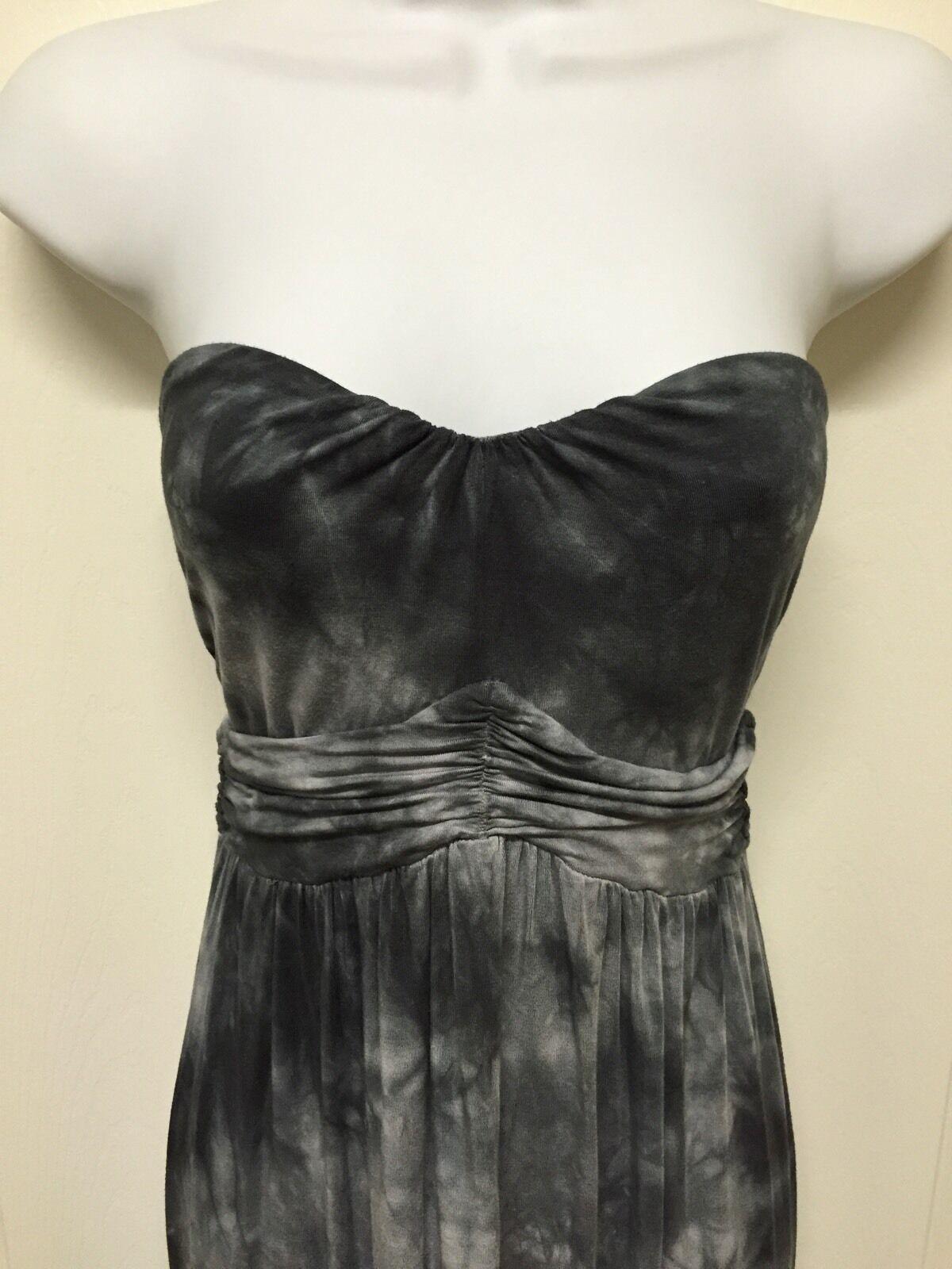 NWT Young Fabulous & Broke Emese Maxi Maxi Maxi Long Dress S Small Strapless Make An Offer 4c3860