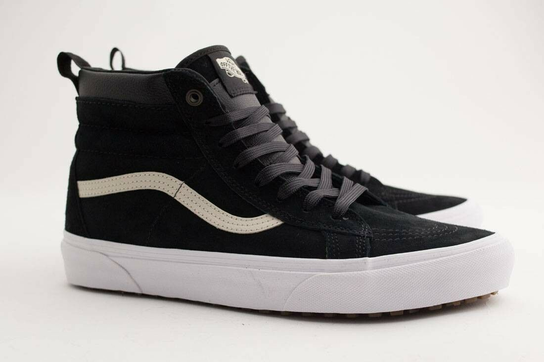 VN03TXQWT Vans Men SK8-Hi MTE black night