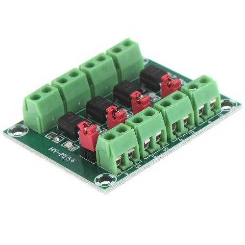 PC817 4-Channel Optocoupler Isolation Module Voltage Converter Module.fr