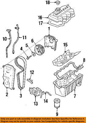 FORD OEM 97-99 Escort Engine Parts-Valve Cover Cap F4CZ6766A | eBayeBay