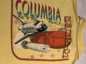 Usml Centro Shuttle 50 Kennedy 01 u Polo espacial Nasa Sts Columbia 1992 Xl wUBOqw
