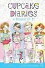 Cupcake Diaries 4 Books in 1! #2: Katie, Batter Up!; MIA's Baker's Dozen; Emma All Stirred Up!; Alexis Cool as a Cupcake by Coco Simon (Hardback, 2015)