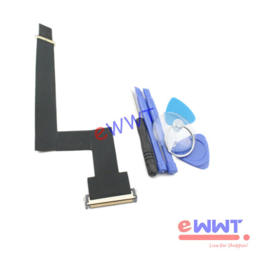 LCD Display LVDS Flex Cable+Tool for Apple iMac 21.5 inch A1311 Mid 2010 ZVOP150