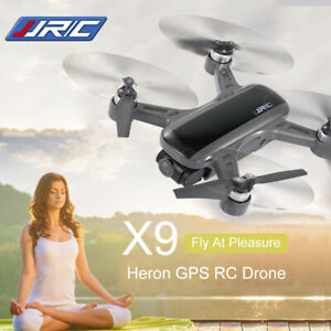 JJRC X9 Heron GPS RC Drone with Camera 2K 5G...