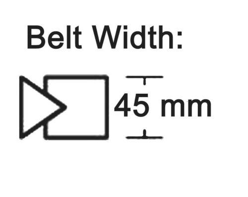 100/% UK Made UKOM Austrialpin Cobra Buckle Green Vulcan Riggers Belt
