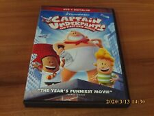 Captain Underpants The First Epic Movie Dvd 2017 For Sale Online Ebay