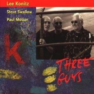 Lee-Konitz-three-Guys-CD-NUOVO