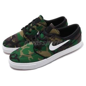 best sneakers df998 39f7b Image is loading Nike-SB-Zoom-Stefan-Janoski-CNVS-Canvas-Camo-