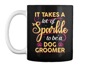 Awesome Dog Groomer Top Gift Coffee Mug