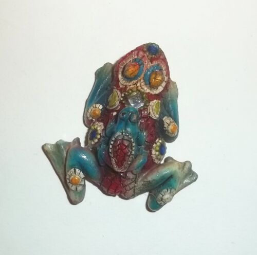 aimant grenouille avec bébé magnet envoi gratuit 2 modèles au choix   *G-T1