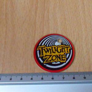 Williams/Midway Twilight Zone Promotional Plastic Keyfob