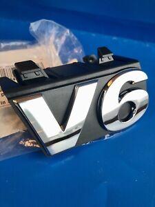 Logo VW V6 Grille Amarok Acronym Badge Original Manufacturer 2H6853948AIDJ