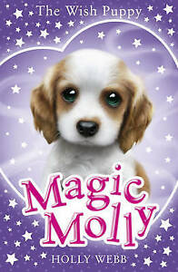 Magic-Molly-The-Wish-Puppy-by-Holly-Webb-Paperback-2017
