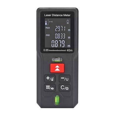 60 m Profi Laser Entfernungsmesser Digital Distanzmesser Abstandsmesser Meter DE