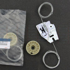 Metal Window Regulator Repair kit Fit BMW X5 E53 00-06 Rear Right Passenger Side