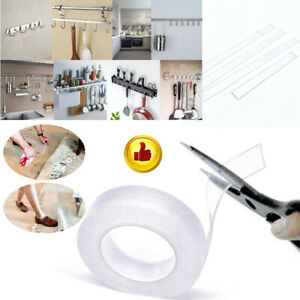 Multifunctional Double Sided Adhesive Tape Traceless