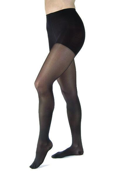 b2da9d3c922 JOBST Ultrasheer Black Maternity Pantyhose 15-20 mmHg Compression Medium  for sale online