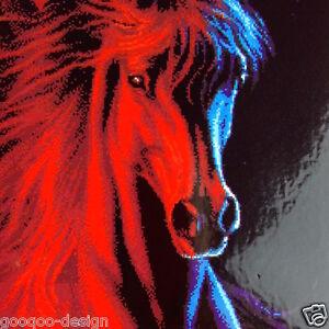Stick-envase-cruz-pinchazo-caballo-58x42-cm-yegua-jamelgo-Stick-imagen-Stick-plantilla-80040