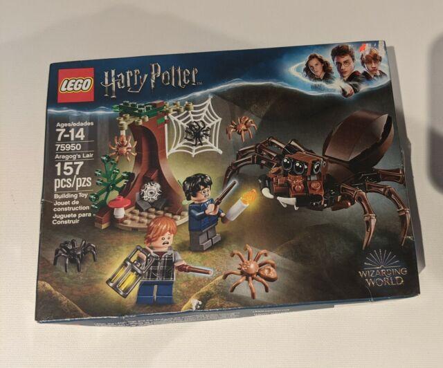 Lego Harry Potter Aragog's Lair (75950) New NIB