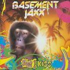 Jus 1 Kiss [CD 1] [Single] by Basement Jaxx (CD, Mar-2002, XL)