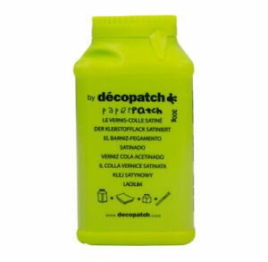 Decopatch PP300BO 300 G Varnish Glue Paper Patch