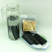 2 Pc Teapot Water Purifier BAMBOO CHARCOAL Smoke ODOR ABSORPTION Reusable STICKS