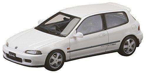 MARK43 1 43 Honda Civic SIR II (EG6) bianca Resin Model PM4365BW
