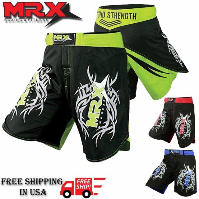 New Thai Kick Boxing Shorts UFC Boxing Training Fight Grappling Short MMA Shorts