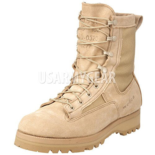 NEW US MADE MILITARY MILITARY MILITARY GORETEX DESERT TAN ICB COMBAT ARMY stivali TEMPERATE WEATHER 477c6e