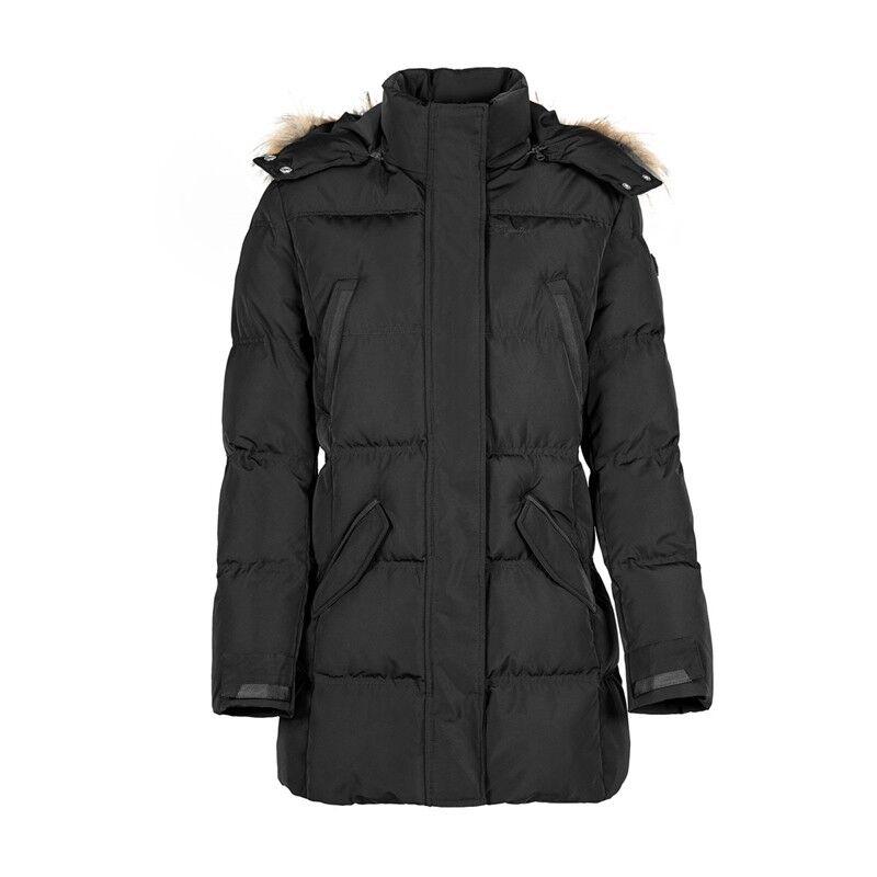 Equiline Equiline Equiline Blanch Lang chaqueta señora  bienvenido a elegir