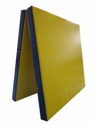 Grevinga® FUN klappbare Turnmatte 200 x 200 x 6 6 6 cm, versch. Farben - RG 22 - 28af7a