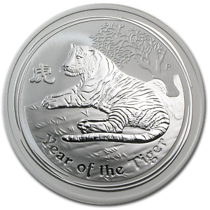 2010-Australia-2-oz-Silver-Year-of-the-Tiger-BU-Series-II-SKU-54871