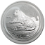 2010-Australia-2-oz-Silver-Year-of-the-Tiger-BU-Series-II-SKU-54871 thumbnail 1