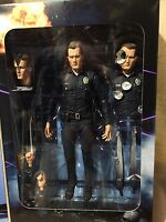 Terminator 2 Judgement Day T-1000 Action Figure Accessories Neca Real Toys 17+