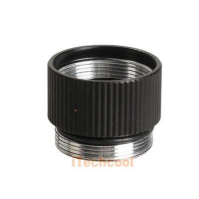 Extension Ring Tube Joint Adapter for Bright Flashlight 18650