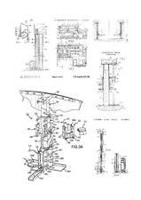 Hebebühne mit Spindelantrieb, 80 Patente, 900 Seiten