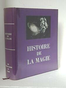 HISTOIRE-DE-LA-MAGIE-FRANCOIS-RIBADEAU-DUMAS-ALCHIMIE-HYPNOTISME