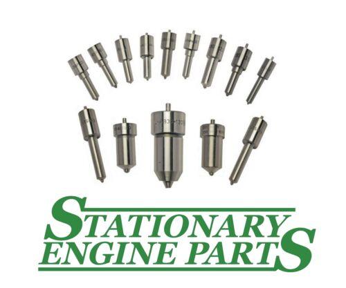6-1 y 8-1 De Boquilla Del Inyector BDL30S46 5-1 Lister CS Motor Estacionario 3-1