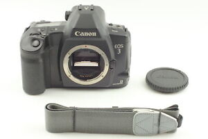 [Near MINT STRAP] Canon eos-3 eos 3 35mm SLR Film Camera Body From JAPAN