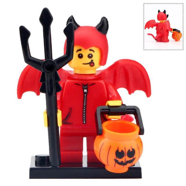 Cute Little Devil Set Halloween NEW LEGO MINIFIGURES SERIES 16