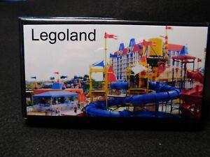 Elongated Pressed Penny Souvenir Album Book Legoland