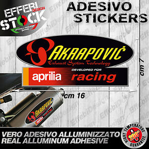 Adesivo-Sticker-AKRAPOVIC-APRILIA-RACING-RSV-1000-R-TUONO-FACTORY-200-gradi