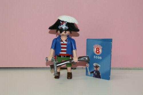 Playmobil 5596 Figures Boys Serie 8 Pirat Piraten für Pirat für Piratenschiff