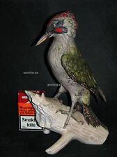 Goebel Porzellan Figur Vogel Specht Bird Grünspecht green woodpecker 38-010