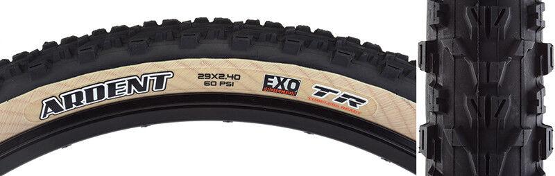 Maxxis Ardent Dc   Exo  Tr Neumático Max 29x2.4 Bk   Sk Plegable   60    Tr