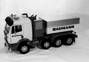 Bauplan Scania T 142 E Modellbau Modellbauplan