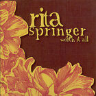Worth It All by Rita Springer (CD, Oct-2007, Koch (USA))
