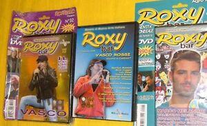 Vasco-Rossi-Roxy-bar-DVD-1-15-32-Versiegelt-Mondo-Gern-Geduldsspiel-Badu-Manson